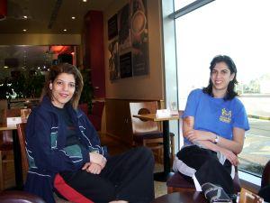 Maha and Alaa