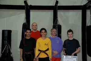 Hussain, Suhail, Yasmeen, Master Rafael and Thomas