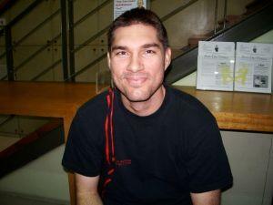 Zen-Do student and Black Belt Club Member Nick Venter.